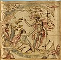 Bernard Salomon - Lettrine C ornée avec Saint Antoine 02.jpg