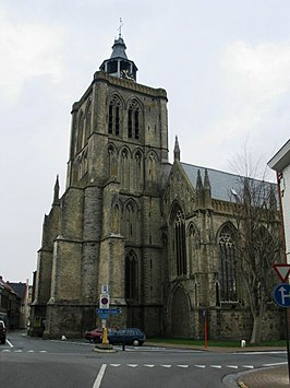 Sint-Bertinuskerk (17 jan 2005)