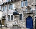 Besançon - Fontaine des Carmes 01.JPG