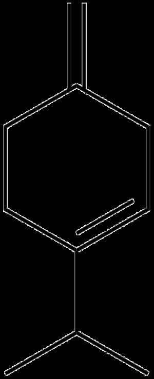 Terpinene - Image: Beta terpinene
