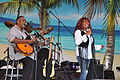 Betty Padgett and Joey Gilmore - Hollywood Bandshell (2015-06-03 22.24.16 by Carl Lender).jpg