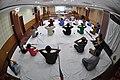 Bhramari Pranayama - International Day of Yoga Celebration - NCSM - Kolkata 2017-06-21 2446.JPG