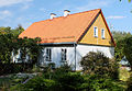 Białystok, dom, po 1880 w osadzie przyfabrycznej Hasbacha, Dojlidy Fabryczne 25e - 004.jpg
