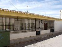 Biblioteca municipal de Mahora. Wiki takes La Manchuela 02.jpg