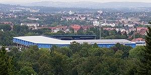 Bielefelder Alm - Image: Bielefeld Schüco Arena