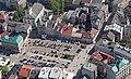 Bielsko-Biała, Wojska Polskiego Square aerial.jpg