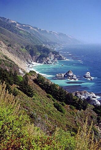 Big Creek State Marine Reserve and Marine Conservation Area - Big Sur