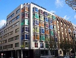 Bilbao - Hotel Hesperia 2.jpg