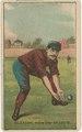 Bill Gleason, St. Louis Browns, baseball card portrait LCCN2007680798.tif