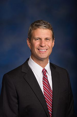 United States congressional delegations from Michigan - Image: Bill Huizenga official congressional photo