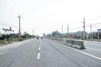 Biratnagar - Biratnagar newly constructed roadway