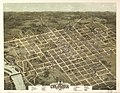 Bird's eye view of the city of Columbia, South Carolina 1872. LOC 75696568.jpg