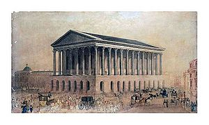 1834 in architecture - Birmingham Town Hall