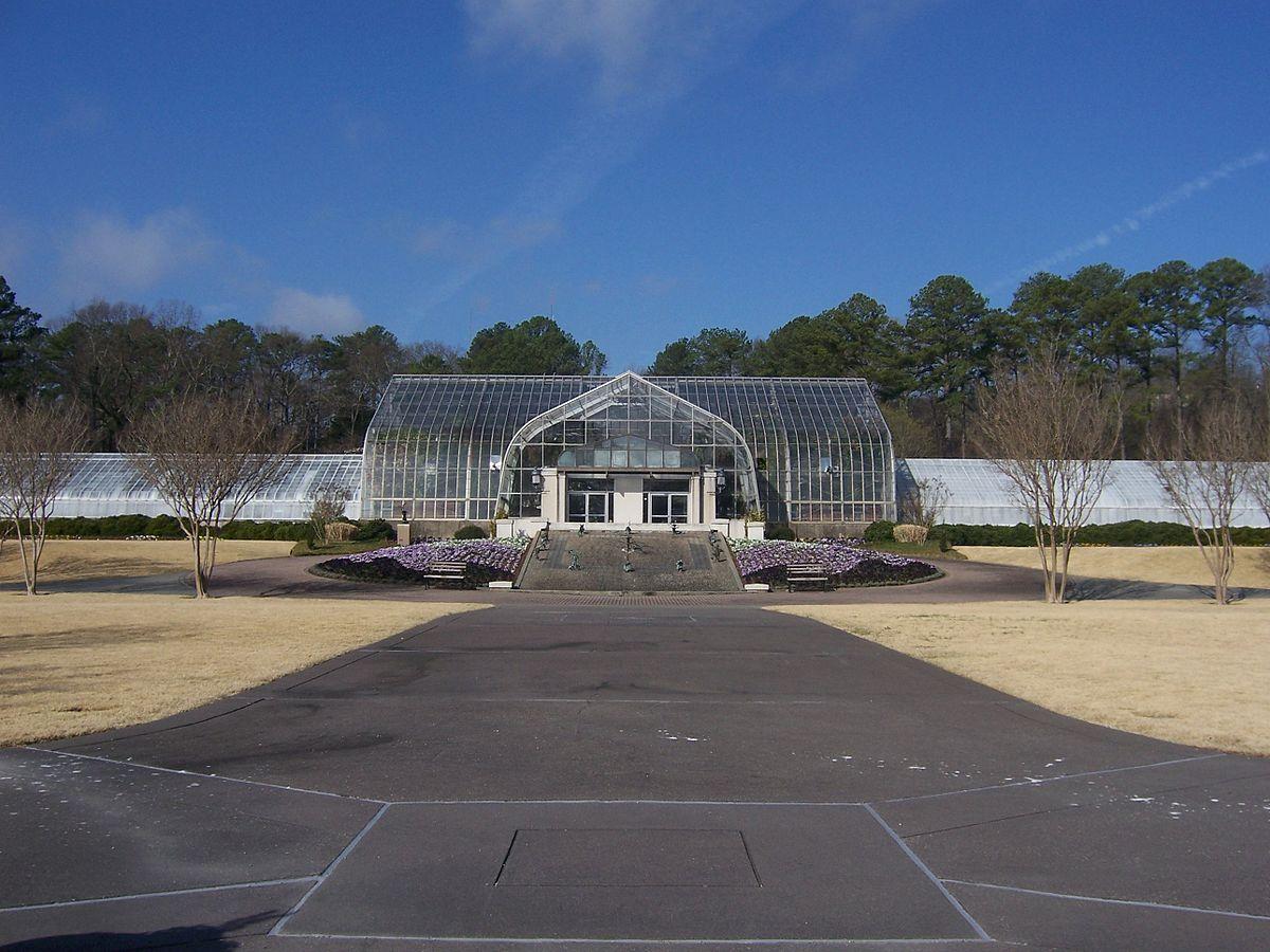 Birmingham Botanical Gardens Wikidata