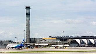 Samut Prakan Province - Suvarnabhumi Airport