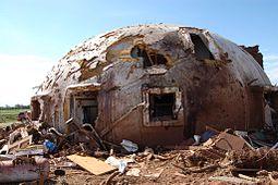 Tornado Resistant House Design
