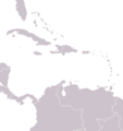 Blank Map Caribbean.png