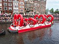 Boat 49 Vodafone, Canal Parade Amsterdam 2017 foto 5.JPG