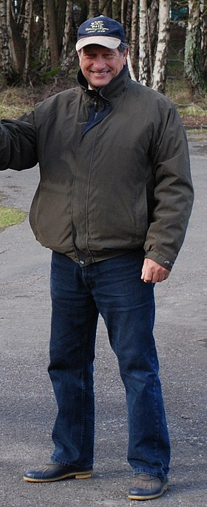 Bob Champion - Bob Champion in 2008