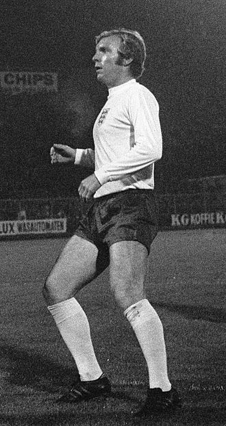 Bobby Moore - Bobby Moore in 1969