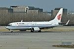 Boeing 737-89L 'B-1766' Air China (40579027463).jpg