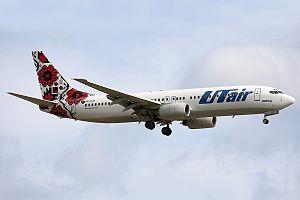 Azur Air Ukraine - Azur Air Boeing 737-800 still in UTair-Ukraine livery