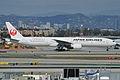 Boeing 777-346ER 'JA731J' Japan Airlines (14070000628).jpg
