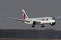 Boeing 787-8 Dreamliner Qatar Airways A7-BCC (12266455856).jpg