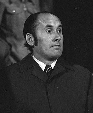 Bogusław Hajdas - Bogusław Hajdas in 1974