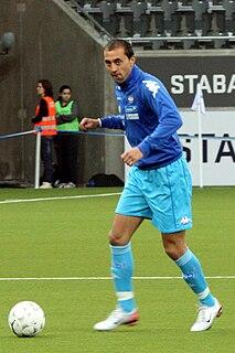 Bojan Zajić Serbian footballer