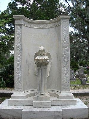 Bonaventure Cemetery - Image: Bonaventure cemetery baldwin 7356