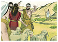 Book of Exodus Chapter 3-19 (Bible Illustrations by Sweet Media).jpg