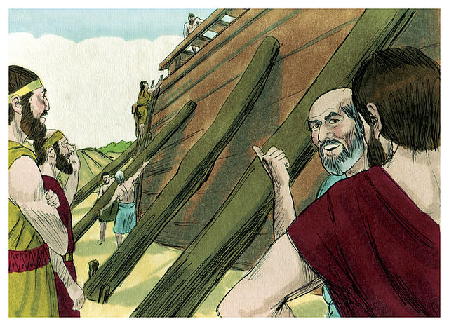 File Book Of Genesis Chapter 6 9 Bible Illustrations By