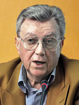 Borisav Jović Serbian diplomat