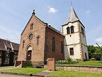Bosselshausen EgliseProt 02.JPG