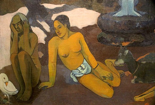 Where Do We Come From? What Are We? Where Are We Going? by Paul Gauguin