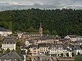 Bouillon, l'église des Saints-Pierre-et-Paul in stadzicht foto3 2014-06-11 10.00.jpg
