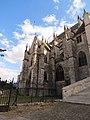 Bourges (18) Cathédrale Saint-Étienne- Extérieur - Sacristie du Chapitre.jpg