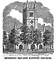 BowdoinSqBaptist Boston HomansSketches1851.jpg