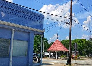 Bowman, Georgia City in Georgia, United States