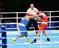 Boxing at the 2016 Summer Olympics, Majidov vs Arjaoui 16.jpg