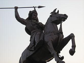 Konkani people - Image: Brahmin Warrior