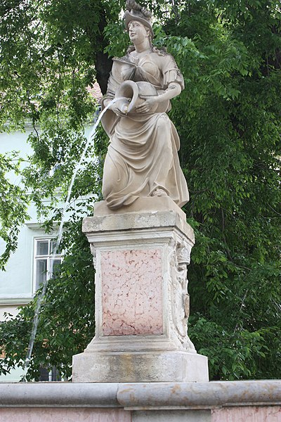 File Bratislava The Fountain Quot Woman With Jug Quot Jpg