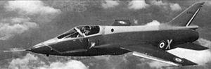 Breguet Br.1001 Taon - Image: Breguet 1001 Taon in flight c 1958