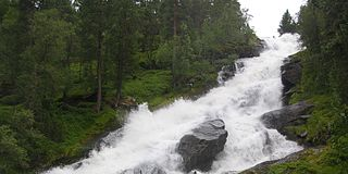 Gaular Former municipality in Sogn og Fjordane, Norway