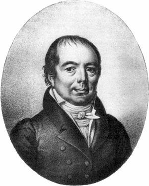 Johann Gottfried Bremser - Johann Gottfried Bremser (lithograph, ca. 1820)