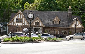 Brewster, New York station building.jpg