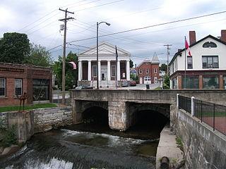 Brandon, Vermont Town in Vermont, United States
