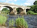 Bridge over the Tyne at Bywell - geograph.org.uk - 37255.jpg