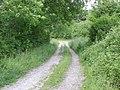 Bridleway, Amesbury Junction - geograph.org.uk - 2473541.jpg